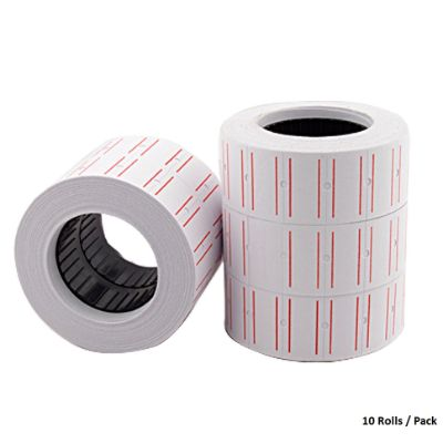 Pricing, JOLLY, Price label Roll, 2 lines labeller, Size ...