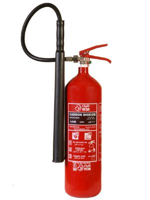 Fire Extinguishers Heba Carbon Dioxide Co2 4 5 Kg