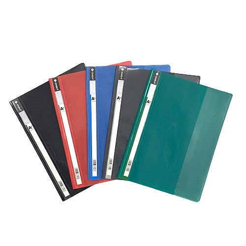 Report Cover SIMBA with Clear Front Report Cover Green12 PC/Pack