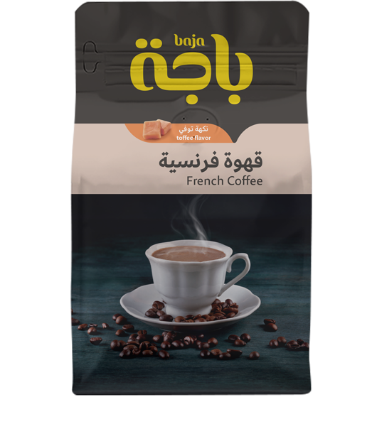 BAJA French Coffee with Toffee 200 g