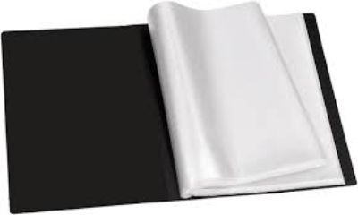 Documents Covers, SIMBA, Display Book, 20 Pockets, A3, Assorted Color