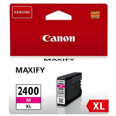 Canon 2400XL Magenta Inkjet Cartridge (2400XL M)