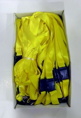 Badges & Holders,Card Rope , Yellow ,50 PC/Pack