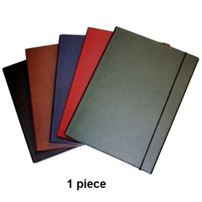 Documents Covers, Bassile Freres,  Box file with string 3526,  Assorted color