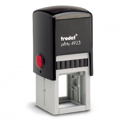 Stamp, Trodat Printy 4923, Self Inking Stamp (Squire), Size: 30 x 30mm
