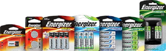 Battery, Energizer, MAX, Multipurpose Battery, AAA, 6 PC/Pack