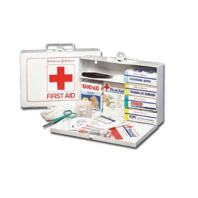 Safety Zone, HEBA, First Aid Kit, For 100 Person