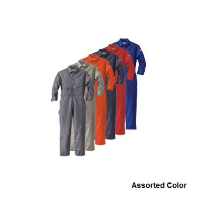 Safety Zone, Uniform, Coverall, Regular (35% Cotton), Assorted Color