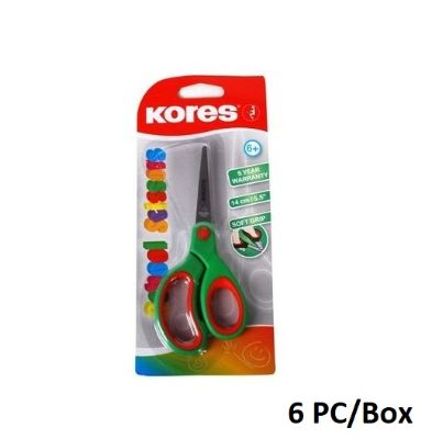 Scissors, KORES, Size: 5.5 in, 6 Pack/ Box