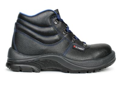 Safety Zone, Safety Shoes, Italy KYNOX , High Cut, Black, Different Size