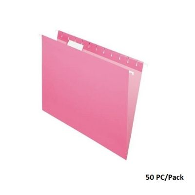 Suspension Files, A4, Pink ,50 PC/Pack
