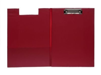 Clipboard, MINTRA, Double Plain Sheet Holder, A4, Assorted Color