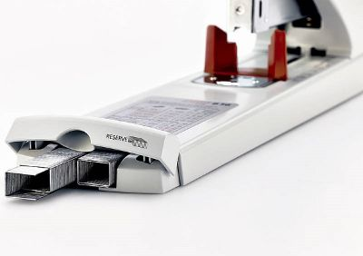 Anti-blocking system (ABS) for convenient, trouble-free stapling
