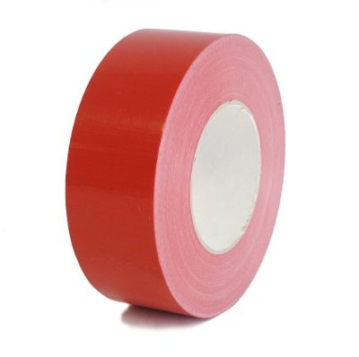 Tape, SIMBA, Cloth Tape, 2 inch (5.08 cm) x 20 yd ( 18.2 m), Red