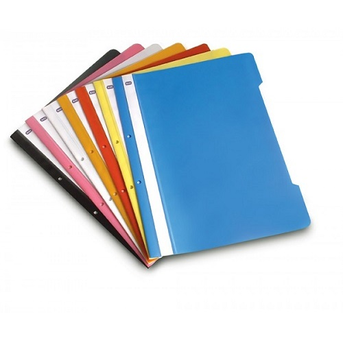 Documents Covers, MAS, Report Cover, PVC , A4, Yellow, 50 PC/Pack