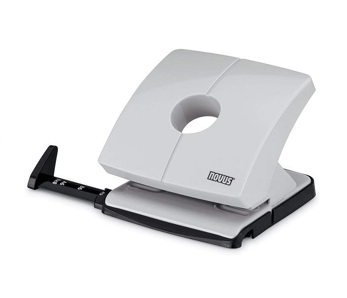Paper Puncher, NOVUS B225, White, 25 sheets