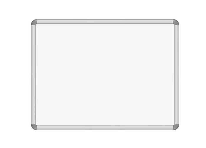 Boards, Magnetic Whiteboard 60x90cm, Wall Mounted
