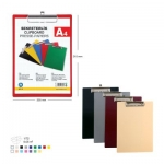 Clipboard, ARK, Presse-Papiers, A4, Assorted Color, 12 PC/Pack
