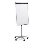 Boards, COMIX, Flip Chart Board, (70x100cm),  with Wheels, White