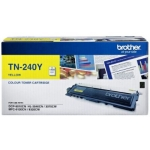 Brother TN 240 Yellow Toner Cartridge (TN240Y)