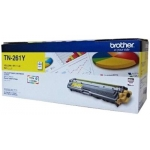 Brother TN 261 Yellow Toner Cartridge (TN261Y)
