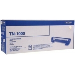 Brother TN 1000 Black Toner Cartridge (TN1000)