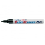Paint Marker, Artline, 400XF, Round Tip, 2.3 mm, Black