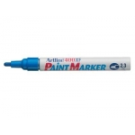 Paint Marker, Artline, 400XF, Round Tip, 2.3 mm, Blue