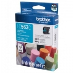 Brother LC563 Cyan  Ink Cartridge (LC563C)
