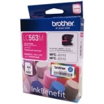 Brother LC563 Magenta Ink Cartridge (LC563M)