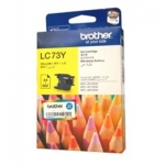 Brother LC73 Yellow Ink Cartridge (LC73Y)