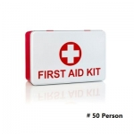 Safety Zone, HEBA, First Aid Kit, For 50 Person