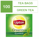 Tea, Lipton GREEN Tea (100 bags)