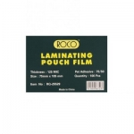 Liminater, ROCO, Thermal Laminating Films, 125 Micron,A7,Clear, 100 PC/Pack