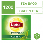 Tea, Lipton GREEN Teabags (12x100x1.5g) CASE