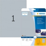 Labels, HERMA 4117, Multi-purpose labels, 210 x 297 mm, Sliver
