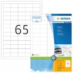 Labels, HERMA 4270, Multi-purpose labels, 38.1 x 21.2 mm, white
