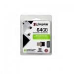 Kingston - 64GB USB 3.0 Data Traveler microDuo DTDUO3/64GB