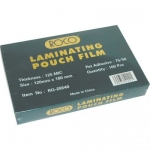 Liminater, ROCO, Thermal Laminating Films, 125 Micron, (120 × 180 mm),Clear, 100 PC/Pack