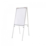 Board, SIMBA, Flip Chart Board, (45x60cm), with stand, White