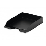 Desk Organizer, DURABLE, Desk Tray, 1 Tray, Plastic, Black