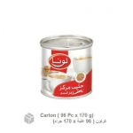 Evaporated Milk, Luna, Full Fat Evaporated Milk (96 Pc x 170 g) Carton