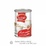 Evaporated Milk, Luna, Full Fat Evaporated Milk (48 Pc x 410 g) Carton