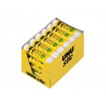 Glue, UHU, Glue Stick, 8 g, 24 PC/Pack
