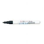 Paint Marker, Uni-Ball, PX-21, Round Tip, 0.8-1.2 mm, Black