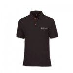 Polo Shirt with Heat Transfer Printing