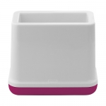 Desk Organizer, MAS, Pen Cup, Single pen Hole, Plastic, Fuchsia