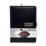 Notebook, Business Note Book, Leather, A5, Assorted Color