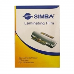 Liminater, SIMBA, Laminating Film, 125 Micron, A5 (154 X 216 mm),  100 PC/Pack