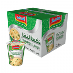 Indomie Vegtable Flavour (24 cup x 60gm)